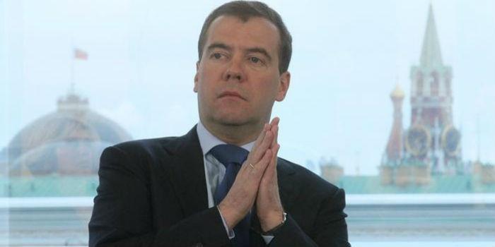 ПремьерРФ Д. Медведев празднует день рождения