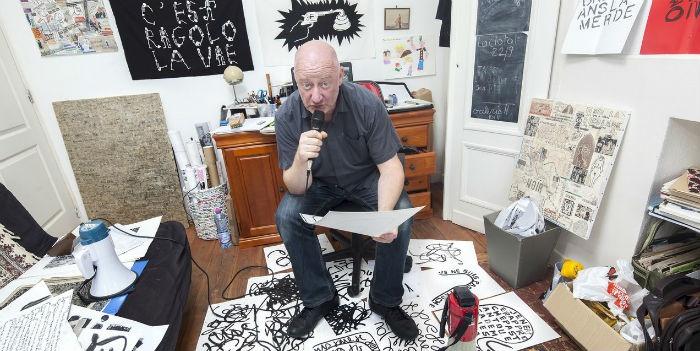 Французский поэт Шарль Пеннекен 22сентября представит вНижнем Новгороде поэтический перформанс