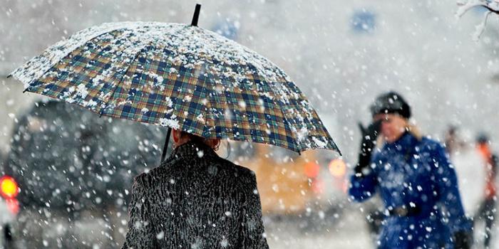 Синоптики обещают всубботу оттепель, ввоскресенье— похолодание