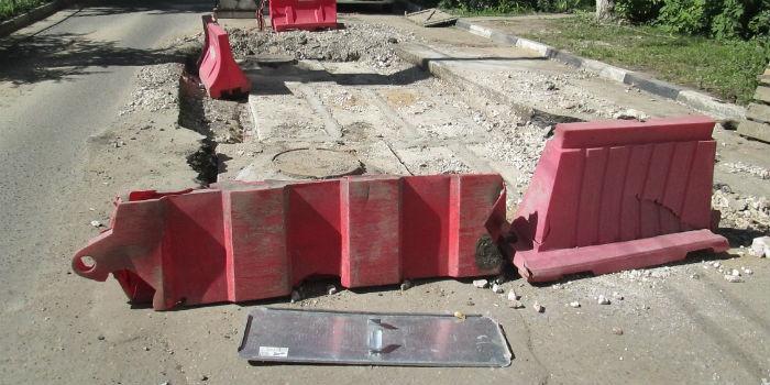 Энергетики демонтируют причину крупной коммунальной трагедии вСаратове