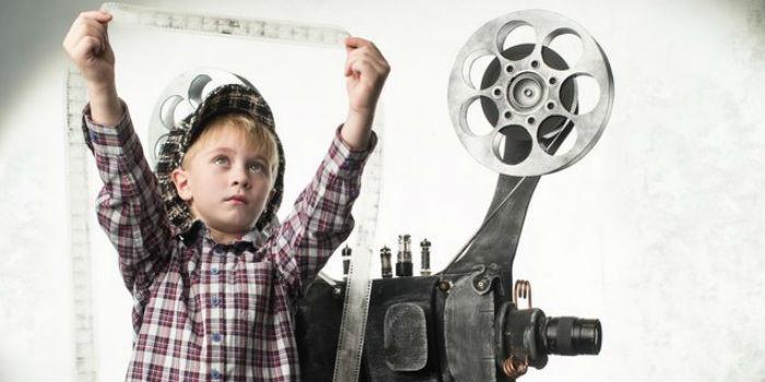 Связанные дети в кино