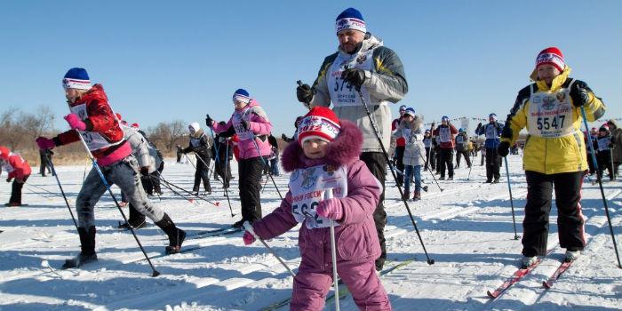 На «Лыжне России» ожидают 12 тыс. саратовцев
