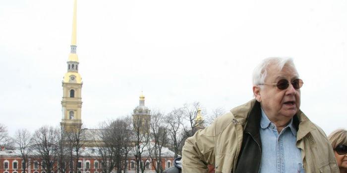Олег Табаков в четвертый раз получил орден За заслуги перед Отечеством